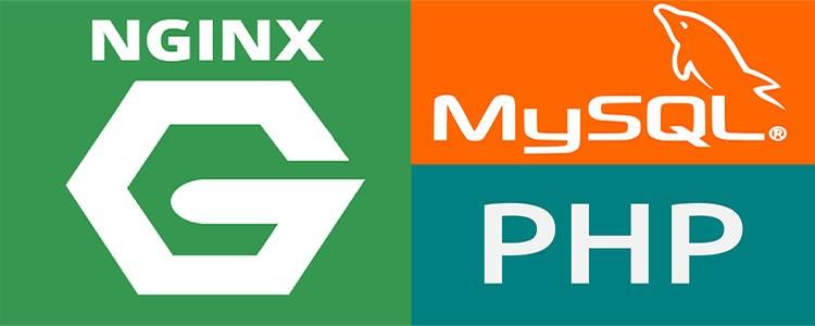 nginx php mysql